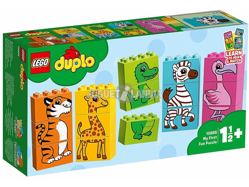 Lego Duplo Il mio Primo Puzzle 10885