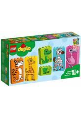 Lego Duplo Mi Primer Puzzle Divertido 10885