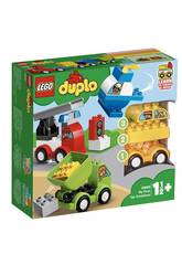 Lego Duplo Mis Primeros Coches 10886