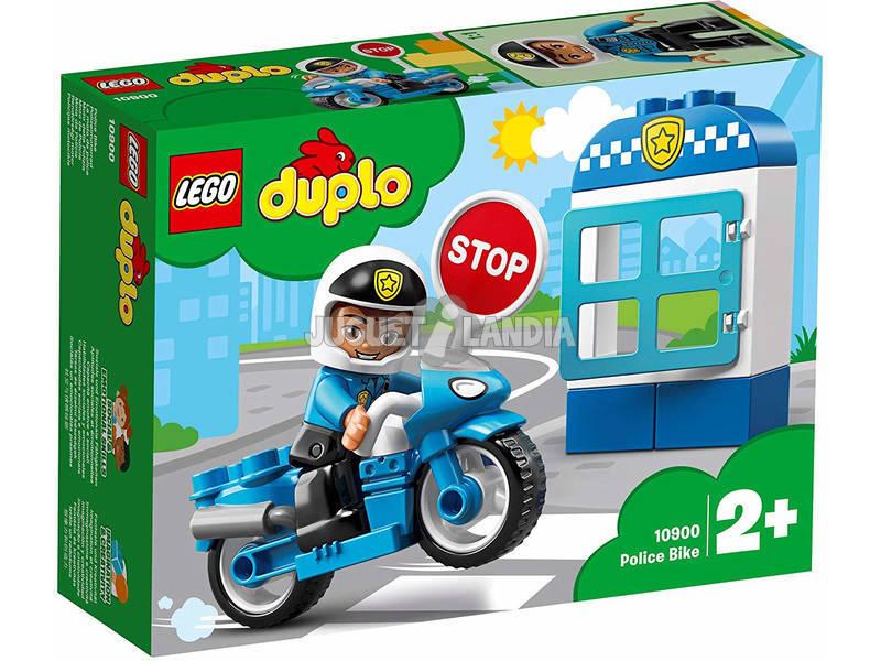 Lego Duplo Moto de Policía 10900