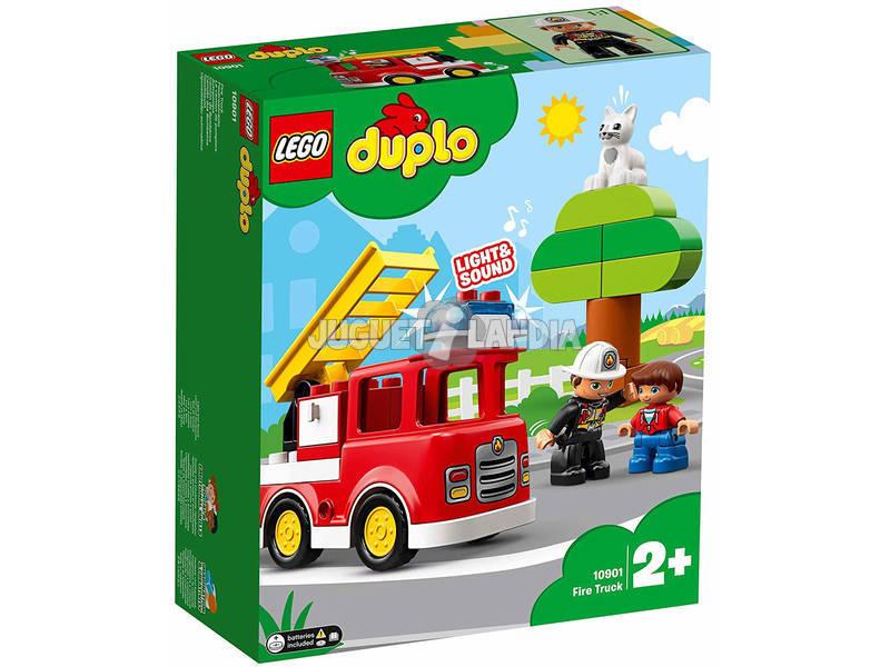 Lego Duplo Autopompa 10901