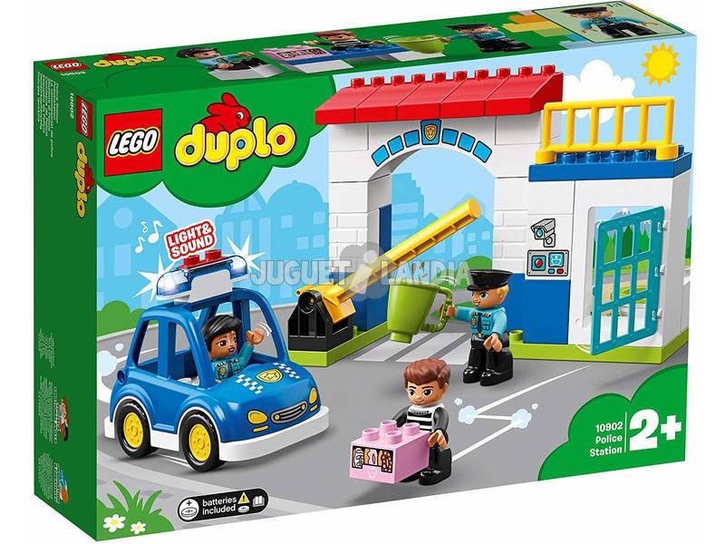 Lego Duplo Escuadra da Polícia 10902