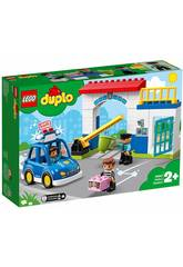 imagen Lego Duplo Comisaría de Policía 10902