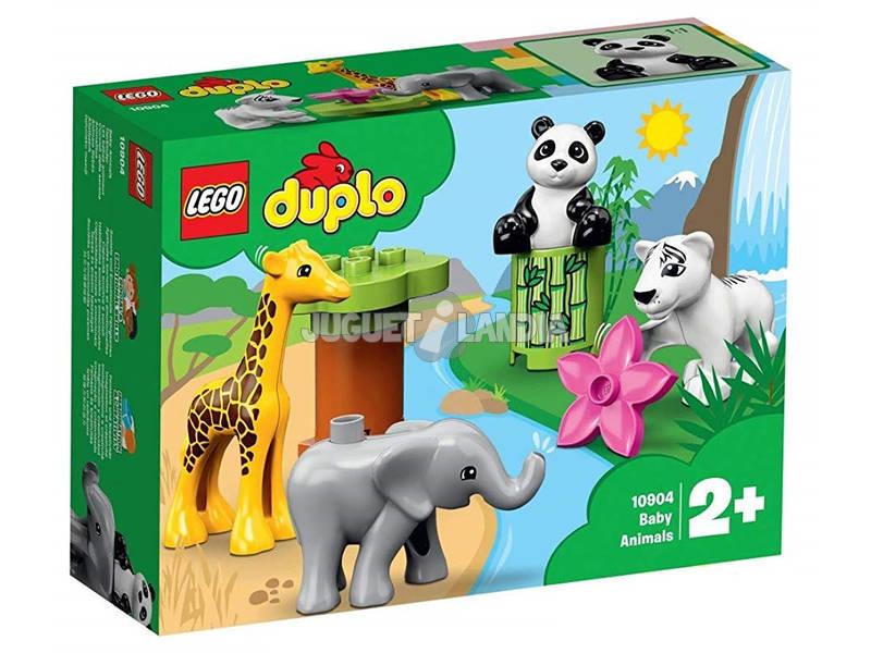 Lego Duplo Baby Animaizinhos 10904
