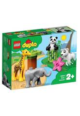 Lego Duplo Baby Petits Animaux 10904