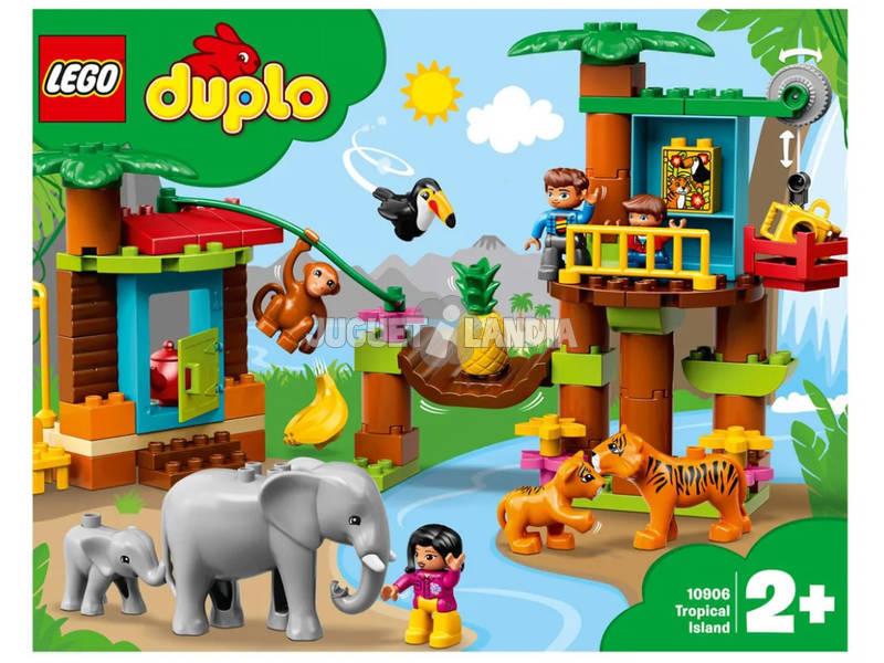 Lego Duplo Ilha Tropical 10906