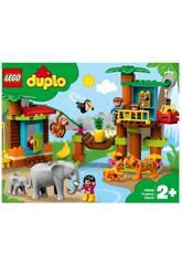 imagen Lego Duplo Isla Tropical 10906