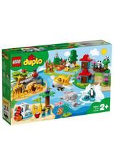 imagen Lego Duplo World Animals 10907