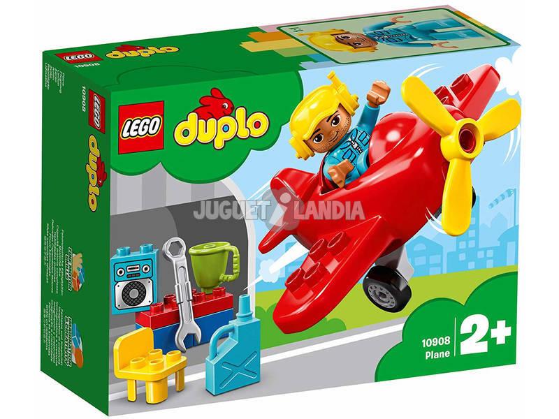 Lego Duplo Avión 10908