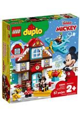 Lego Duplo Disney Maison de Vacances 10889