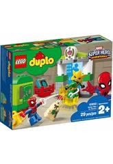 Lego Duplo Spiderman vs Electro 10893
