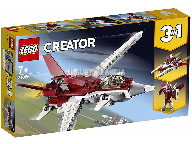 Lego Creator Reactor Futurista 31086