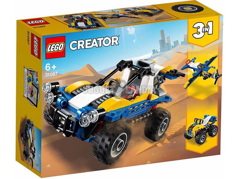 Lego Creator 3 en 1 Buggy des Sables 31087