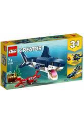 imagen Lego Creator 3 en 1 Criaturas del Fondo Marino 31088