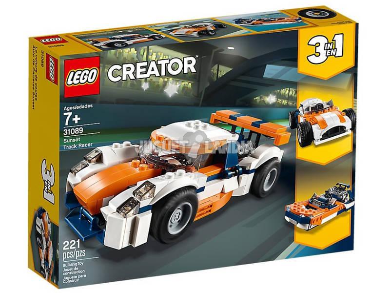 Lego Creator 3 in 1 Auto da Corsa 31089