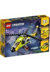 imagen Lego Creator 3 en 1 Aventura en Helicóptero 31092