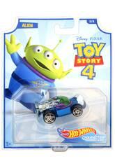 Hot Wheels Véhicule Caractérisé Toy Story 4 Mattel GCY52