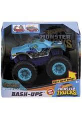 imagen Hot Wheels Vehículos Monster Truck Súper Choques Mattel GCF94
