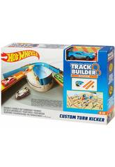 imagen Hot Wheels Trackbuilder Kit Curva Ajustable Mattel FPG95