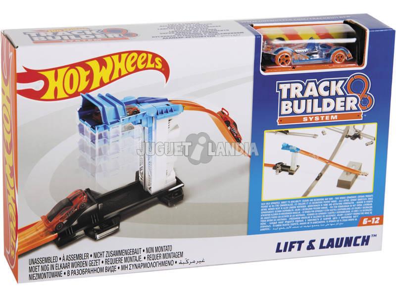 Hot Wheels Trackbuilder Súper Rampa de Laçamento Mattel DJD66