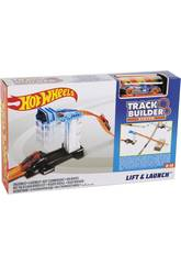 Hot Wheels Track builder Super Rampe de Lancement Mattel DJD66