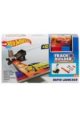 Hot Wheels Trackbuilder Lanzador En Rampa Mattel DWW94