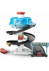 Cars Spiral Rennstrecke Mattel FYN86
