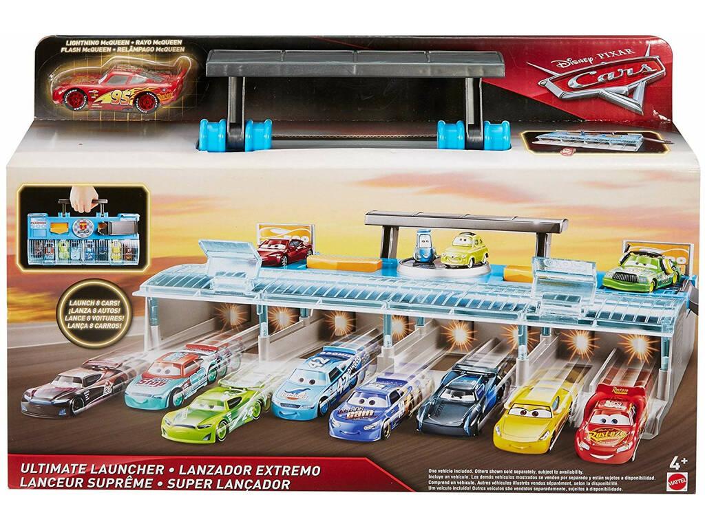 Cars Ultimate Lançador Mattel FLK12