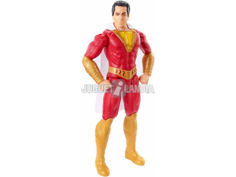 Shazam Figura Básica 30 cm. Mattel GCW29