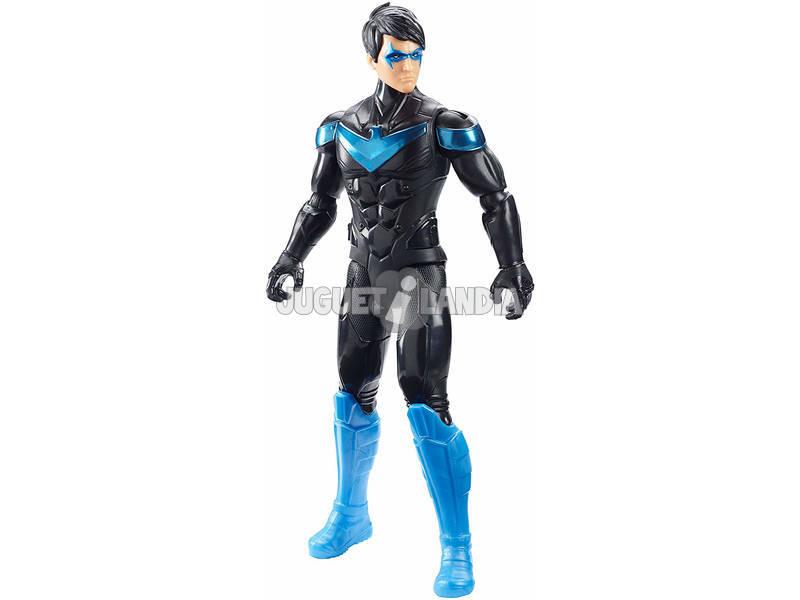 Batman Missions Figura Básica Nightwing 29 cm. Mattel GCK90