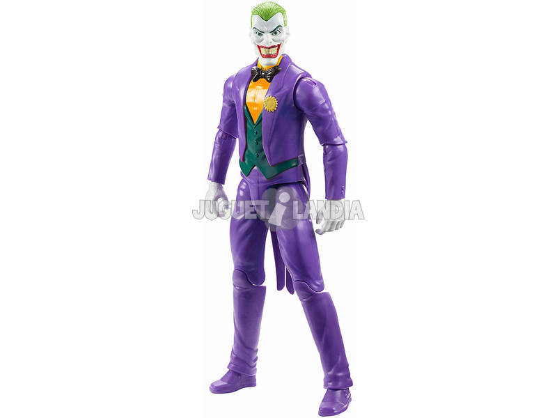 Batman Missions Figurine The Joker Prince Clown 29 cm. Mattel GCK91