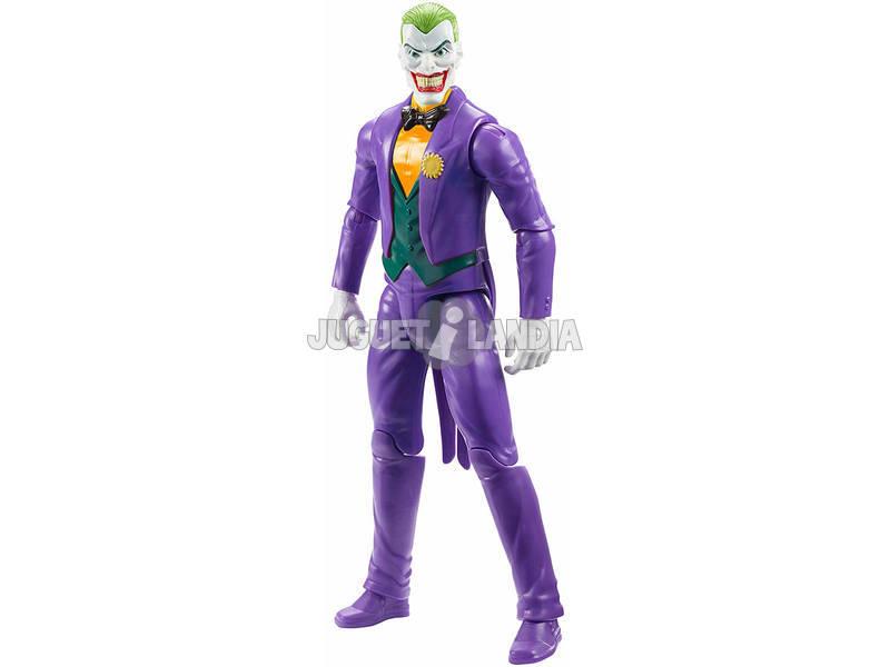 Batman Missions Figura The Joker Príncipe Palhaço 29 cm. Mattel GCK91