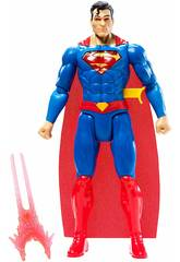 Figura Superman Luzes e Sons Mattel GFF36
