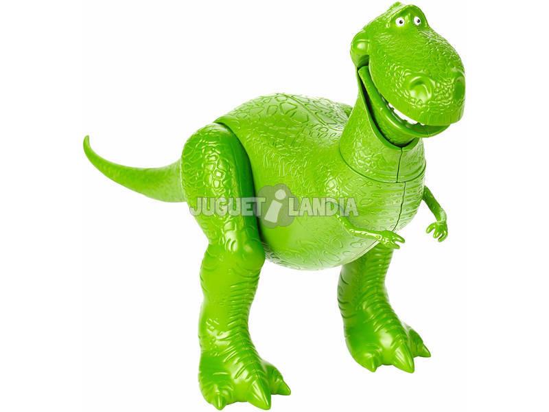 Toy Story Figurine de Base Rex Mattel FRX14