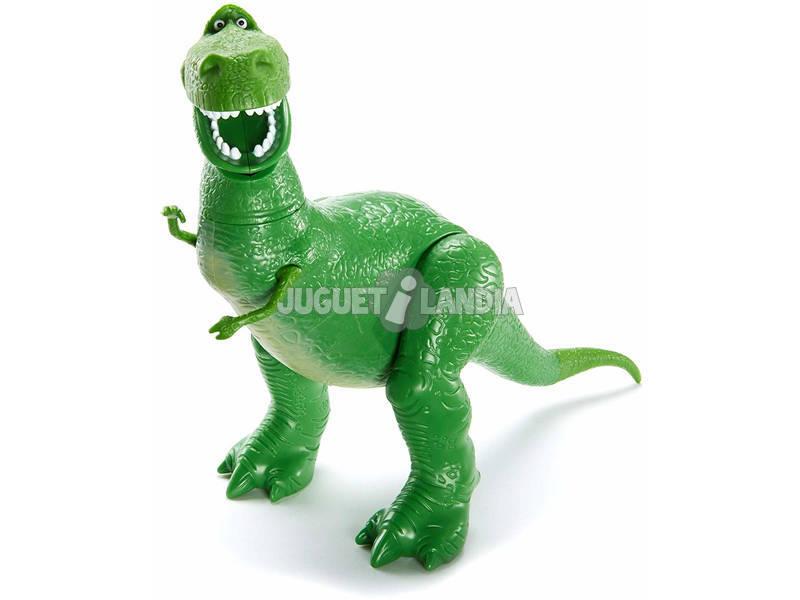 Toy Story Figura Basica Rex Mattel GFV32