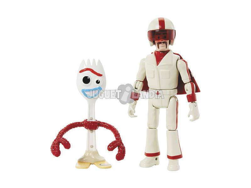 Toy Story 4 Figura Básica Forky & Duke Kaboom Mattel GDP71