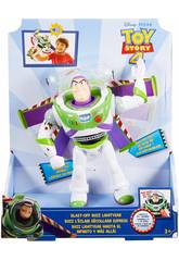 Toy Story 4 Buzz Lightyear Fino all'infinito e oltre! Mattel GGH41