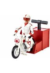 imagen Toy Story 4 Figura Duke Caboom Acrobacias y Carreras Mattel GFB55