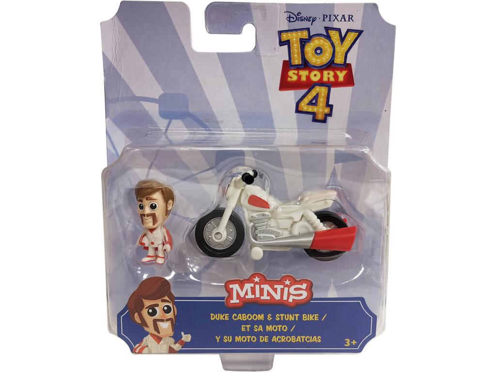 Toy Story 4 Mini Figura com Veículo Mattel GCY49