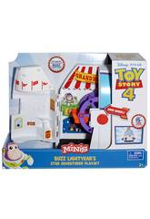 Toy Story Minis Disney Pixar Buzz Lightyear Star Adventurer Mattel GCY87