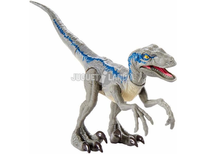 Jurassic World Dinossauro Ataque Selvagem Mattel GCR54
