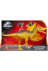 Jurassic World Dinosaure Super Double Attaque Mattel GDL05