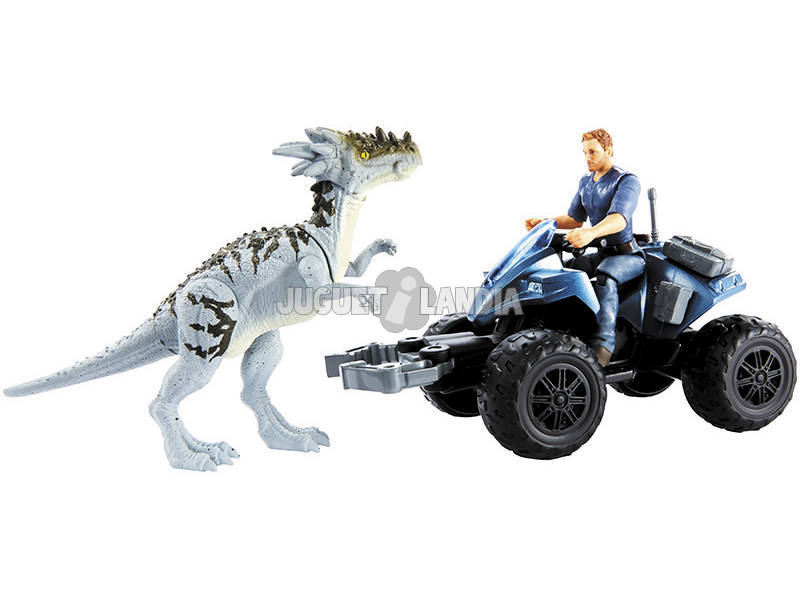 Jurassic World Pack Deluxe Mattel GCV77