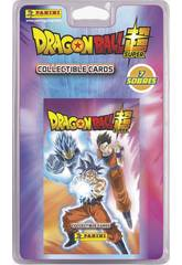 Dragon Ball Super Blister 7 Sobres Panini 3756BLIE