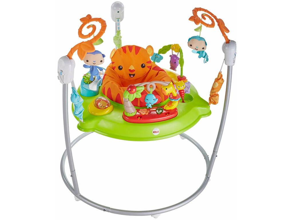 Fisher Price Saltador Animalitos de la Selva Mattel CHM91