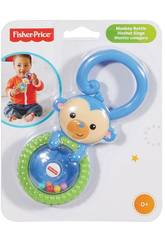 Fisher Price Hochet Animaux Mattel DRC00