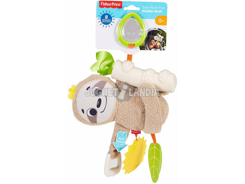 Peluche Orsetto Activity Fisher-Price FXC31