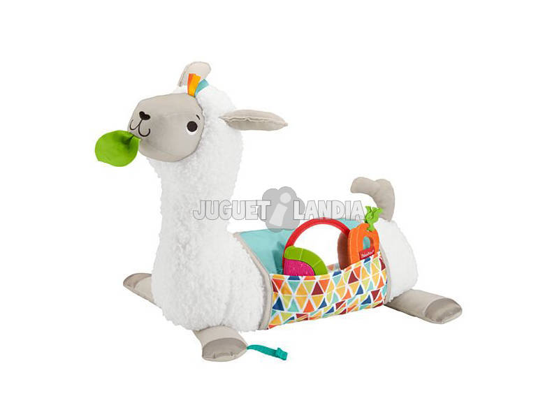 Fisher Price Llama Cojín Activity Mattel GHJ03
