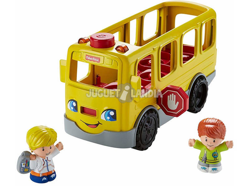 Fisher Price Little People Bus Assieds-vous avec moi FKX01