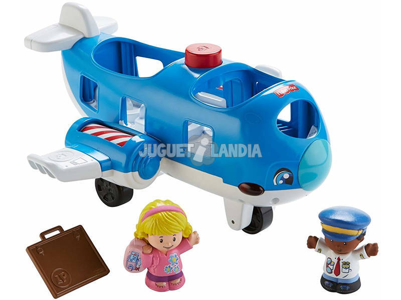 Fisher Price Little People Avião Viaja Comigo FKX07